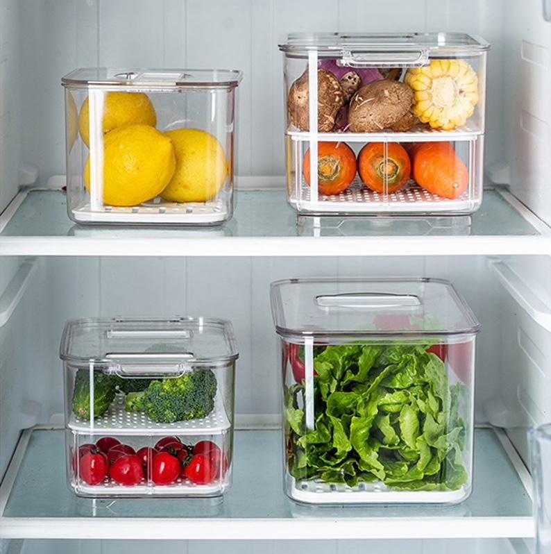 Boite de rangement pour frigo - Kera Coaching